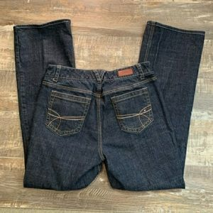 "TOMMY HILFIGER Blue Jeans 29"" inseam Size 10"